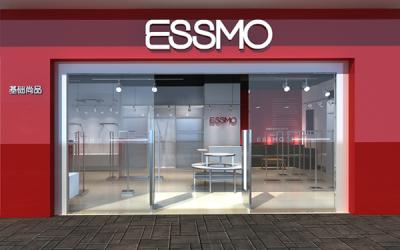 ESSMO服装品牌VI设计