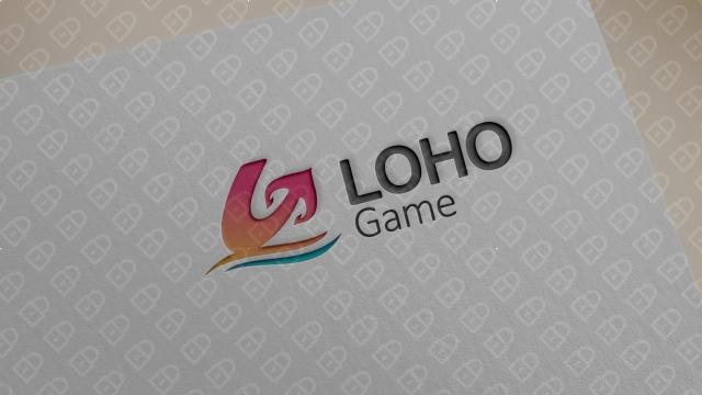 乐海互动公司LOGO设计入围方案3