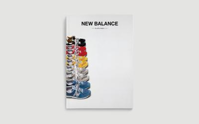 new balance新百伦产品画册