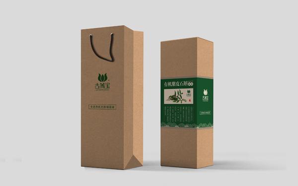 古箐宝石斛品牌包装设计方案