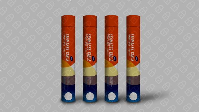兵奥体育品牌包装设计入围方案3