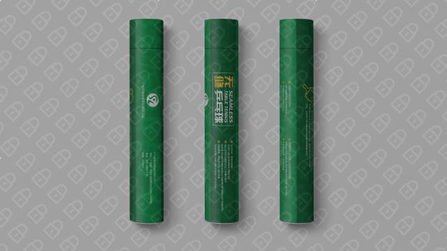 兵奥体育品牌包装设计入围方案2