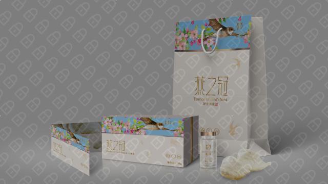 燕之冠包装设计入围方案2