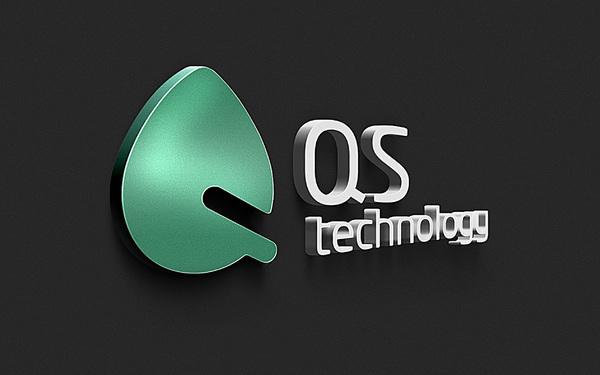 青笋科技标志设计