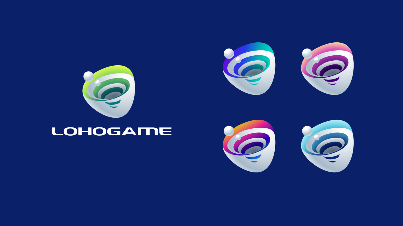 乐海互动公司LOGO设计中标图3