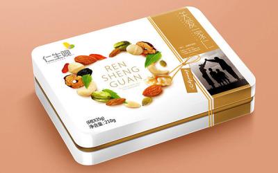 仁生觀食品包裝設計