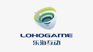 乐海互动公司LOGO设计