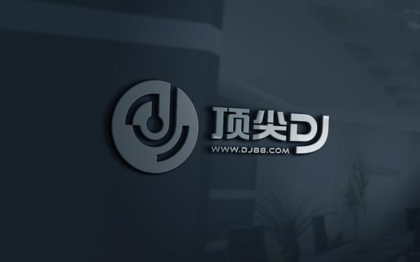 顶尖DJ品牌LOGO设计
