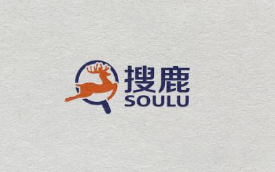 搜鹿logo