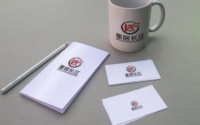 墨居长江品牌logo设计