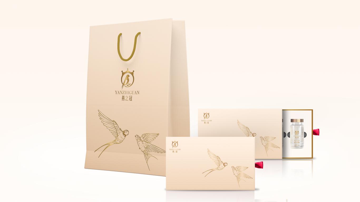 燕之冠包装设计中标图1