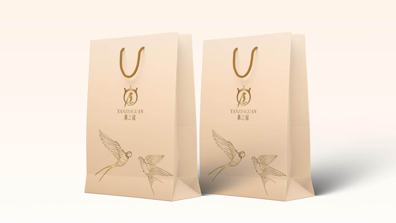 燕之冠包装设计中标图0