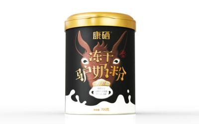 康硒冻干驴奶粉包装设计