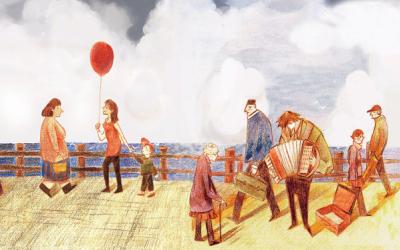 遇见红气球