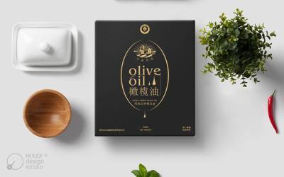 中义庄园橄榄油全新包装设计