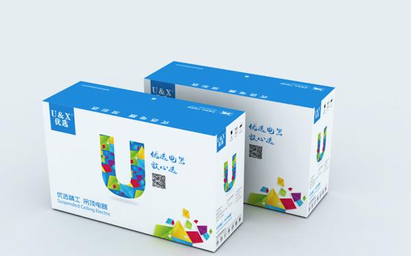 优选彩盒包装设计