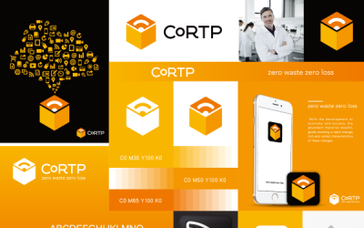 CoRTP品牌logo设计