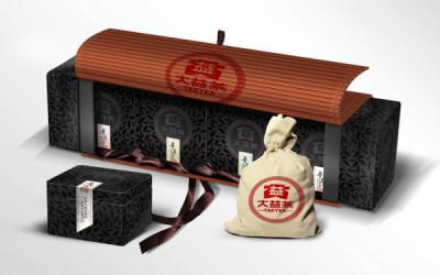 大益普洱茶叶包装
