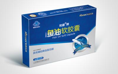 和藤系列保健品包装设计