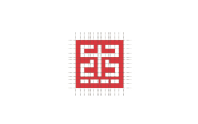 杰作集团LOGO设计 鼎、标志...
