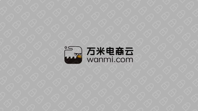 万米电商云电商品牌LOGO设计入围方案7