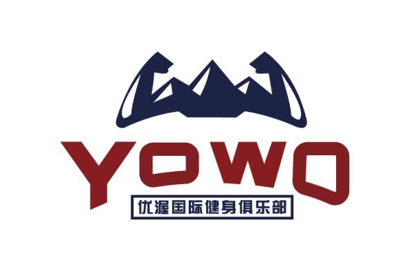 优渥健身logo图片