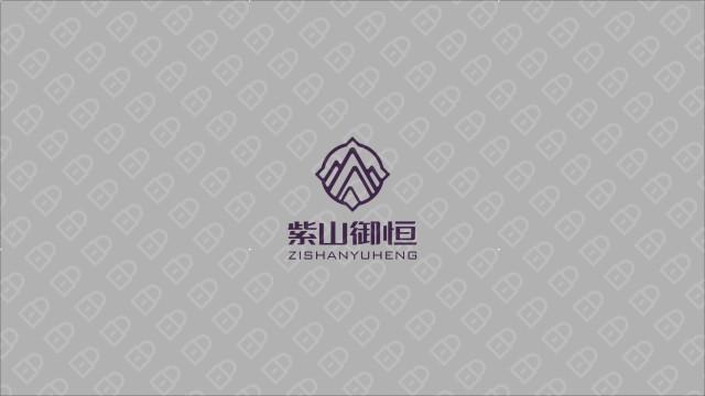 紫山御恒金融品牌LOGO设计入围方案0