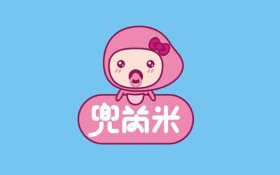 温州兜芮米母婴有限公司品牌标志...