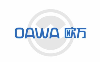 欧万 logo+卡通形象设计