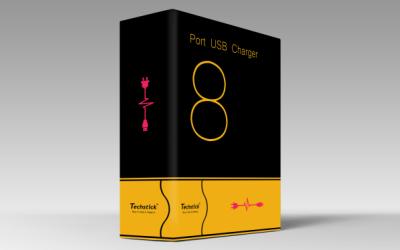 8USBCA产品包装设计
