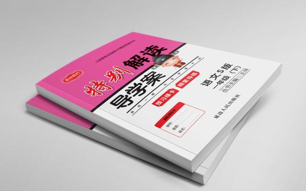 教辅书籍类设计