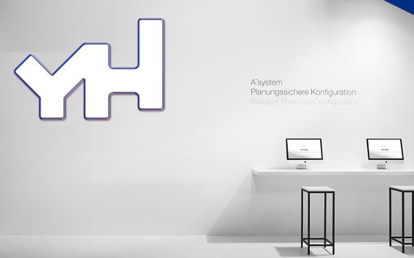 业浩品牌logo设计