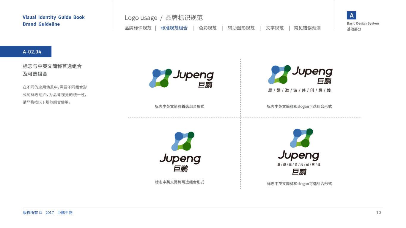 JupengBio化工品牌VI设计中标图12