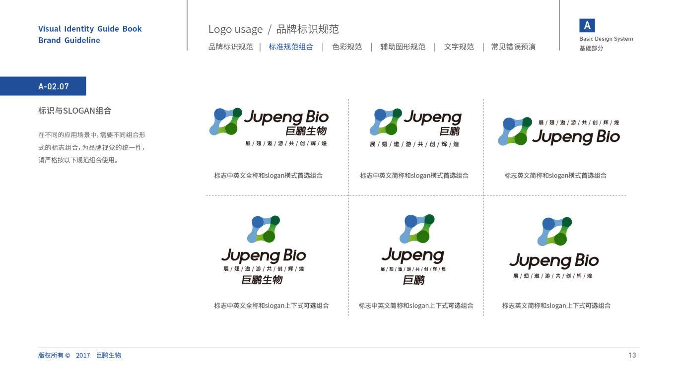 JupengBio化工品牌VI设计中标图15