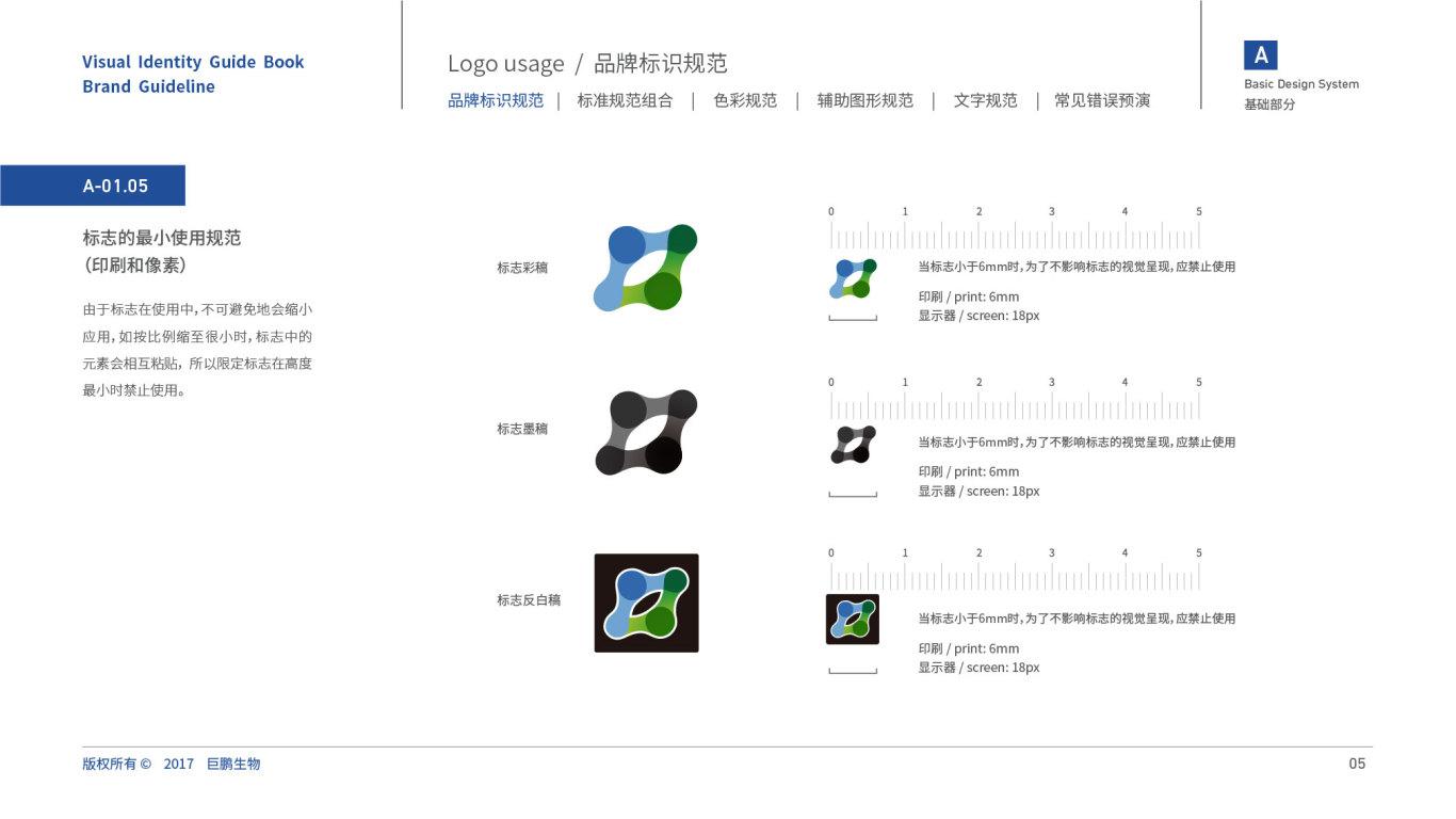 JupengBio化工品牌VI设计中标图6