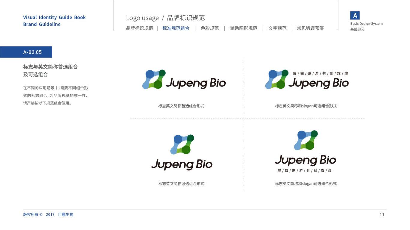 JupengBio化工品牌VI设计中标图13