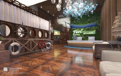 菲尔主题酒店品牌整合设计