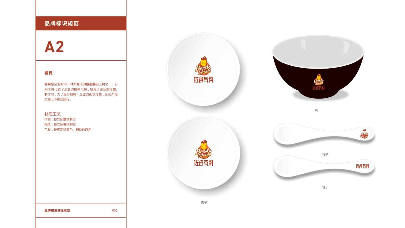 佐食有料餐饮品牌VI设计中标图34