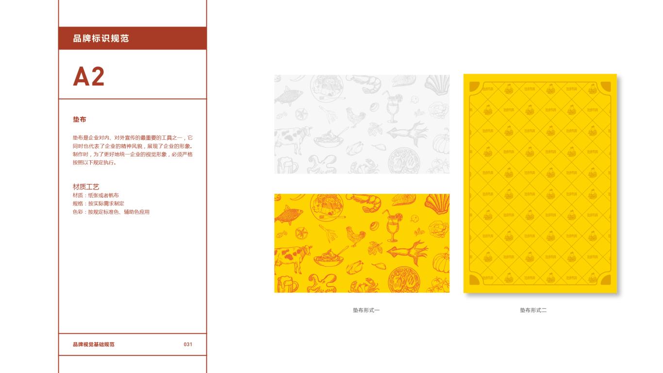 佐食有料餐饮品牌VI设计中标图32