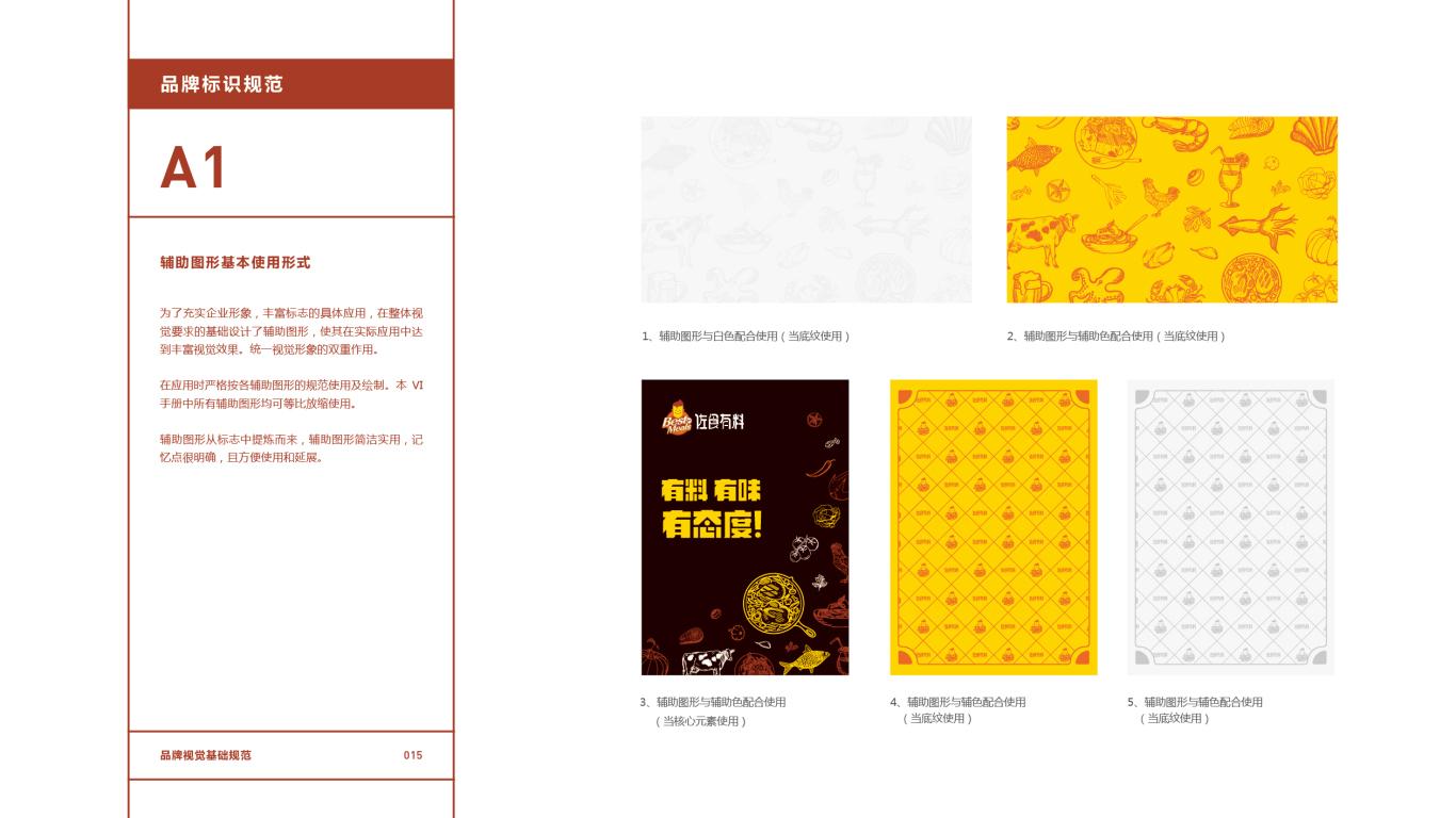佐食有料餐饮品牌VI设计中标图16
