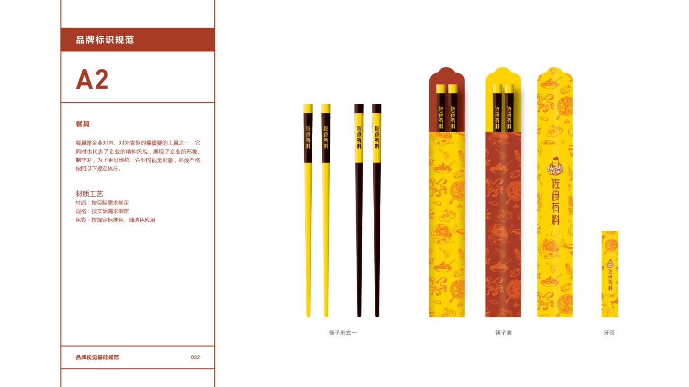 佐食有料餐饮品牌VI设计中标图33