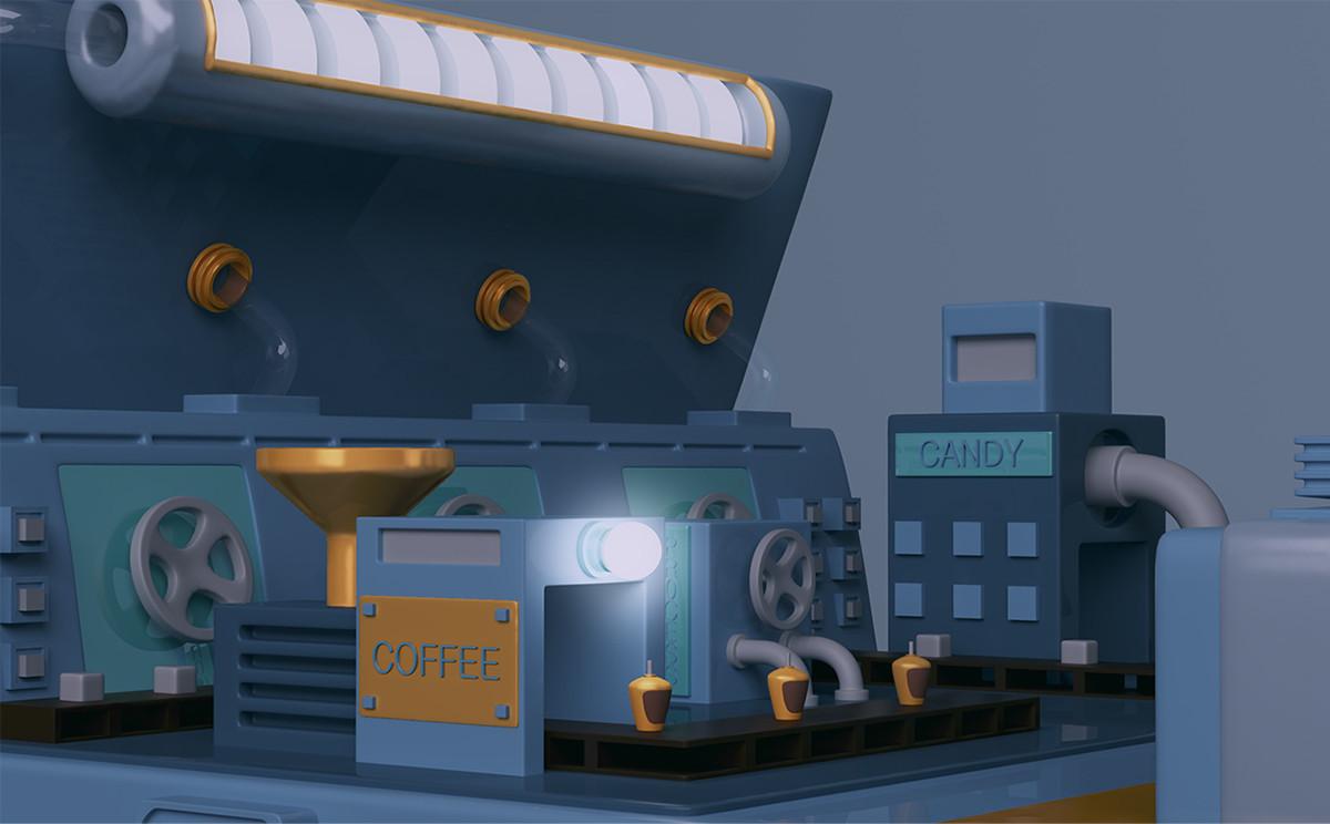 氢联品牌海报设计图6