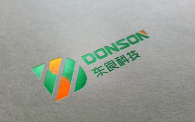 北京东食科技标志案例