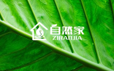 山东自然家品牌设计