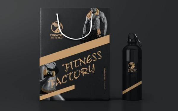 創7健身會所品牌設計
