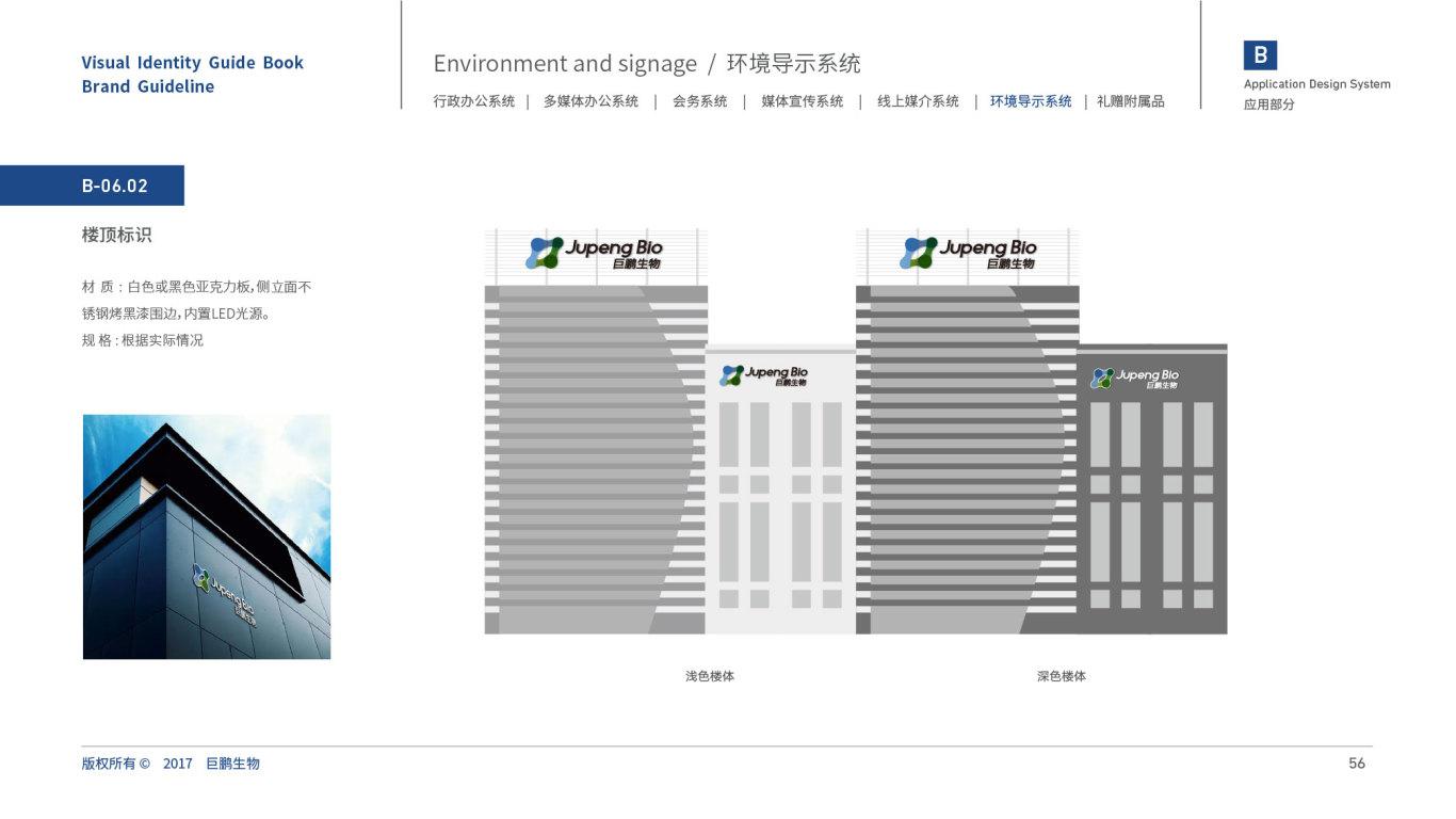 JupengBio化工品牌VI设计中标图70