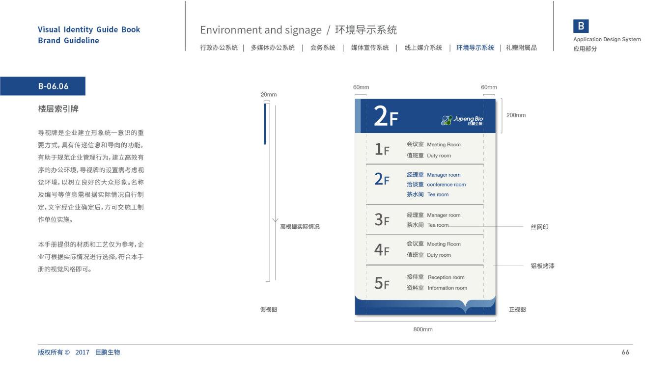 JupengBio化工品牌VI设计中标图74