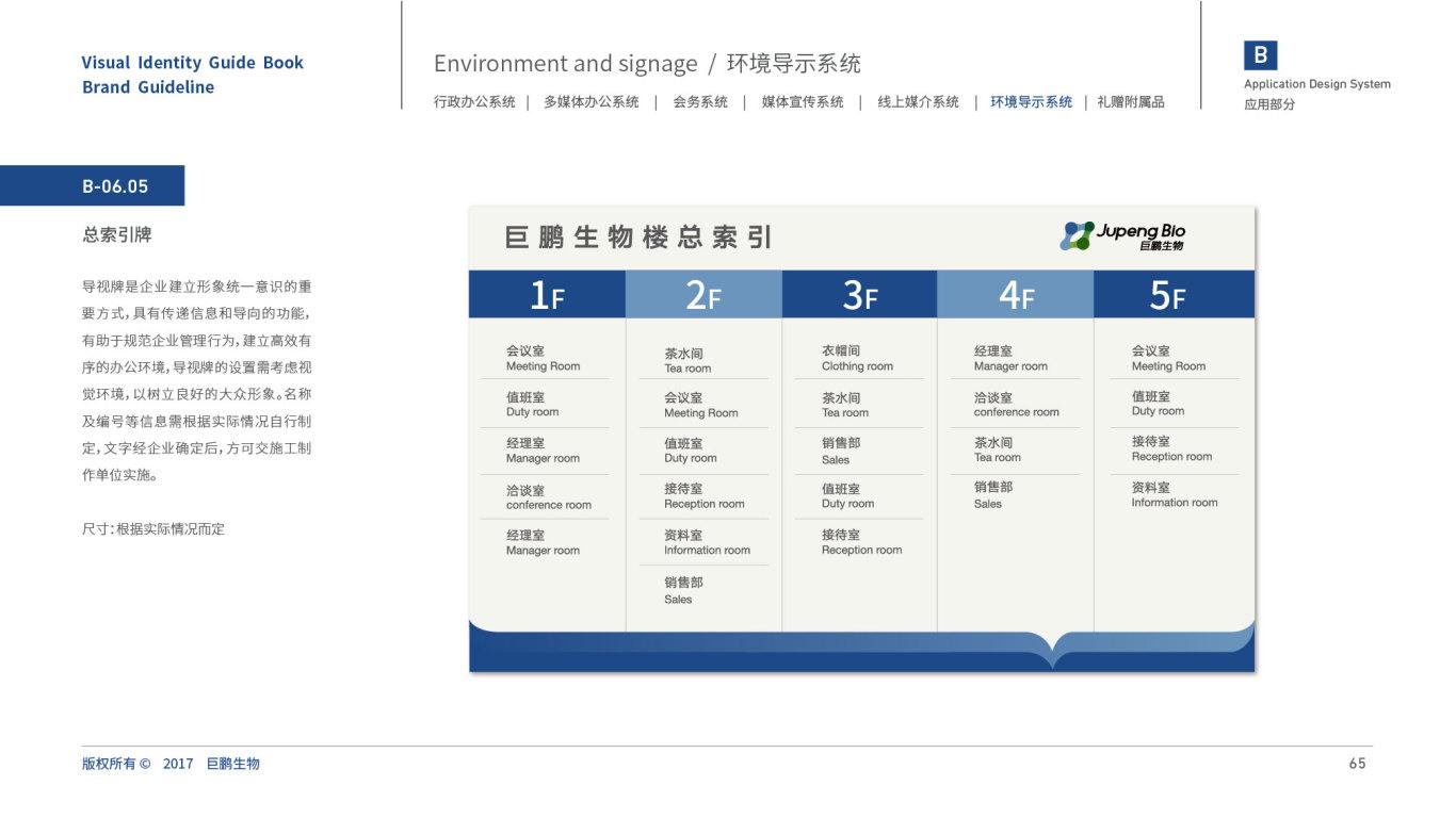 JupengBio化工品牌VI设计中标图73