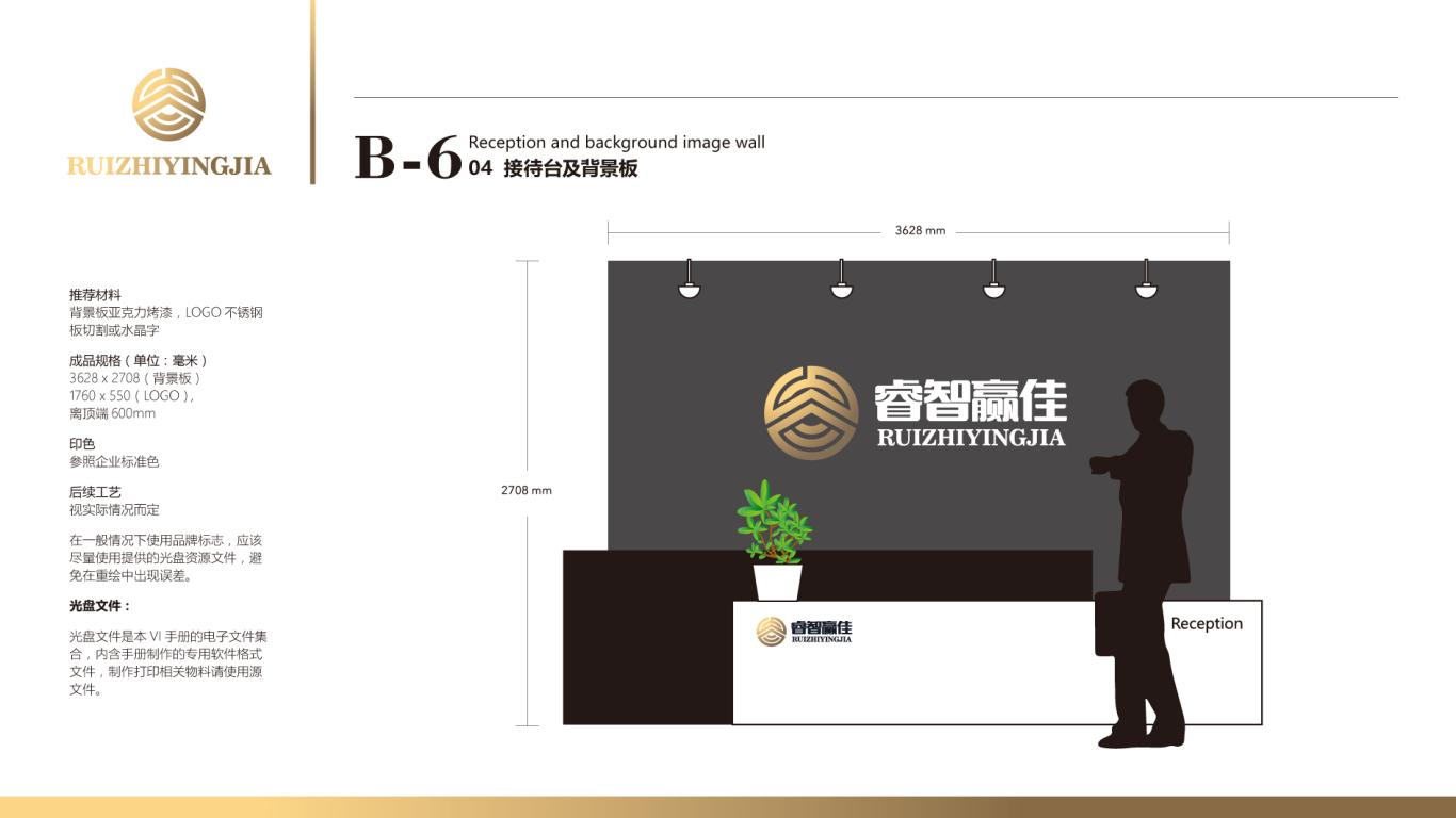 睿智赢佳金融品牌VI设计中标图63