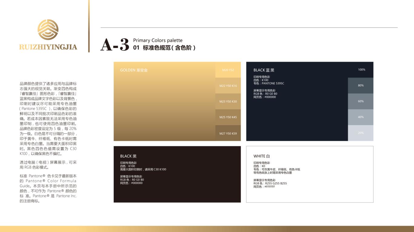 睿智赢佳金融品牌VI设计中标图21